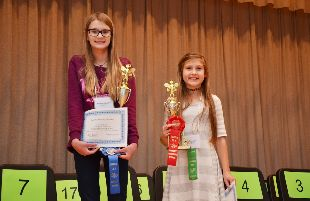 Smith Student Is District Spelling Bee Champion